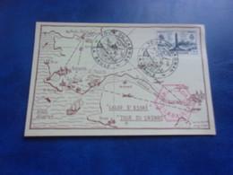 FRANCE (1947) Tour Du Cadran LA BAULE - Unclassified