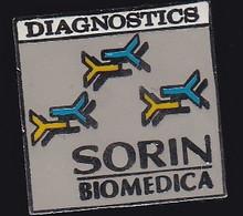 71551-Pin's-Sorin Biomedica Cardio.médical. - Medici