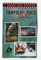Carte De Visite °_ Carton-Tropical Pics-1 Hour Photo Specialist - Visiting Cards