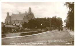 ELLON   = Station Road And Victoria Hall     2473 - Aberdeenshire