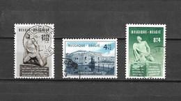 860/62° - Breendonk (1951) - Gebruikt
