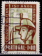 Portugal, 1954, Military College, 1e, Sc#798, Used - Used Stamps