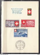 PTT Schweiz Automobil Postbureau - Briefe U. Dokumente