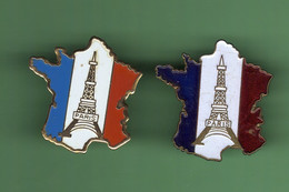 PARIS TOUR EIFFEL *** LOT N°3 *** 5060 - Città