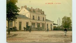 77* MELUN Gare                                     MA51-0336 - Melun