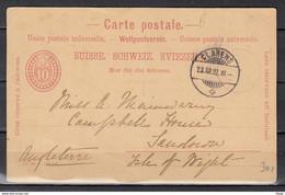 Postkaart Van Clarens - Briefe U. Dokumente