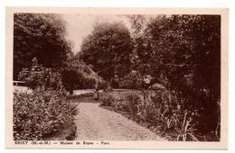 54 - Meurthe Et Moselle / BRIEY -- Maison De Repos -- Parc. - Briey