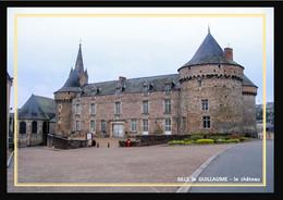 72  SILLE  Le  GUILLAUME   ..  Le  Chateau - Sille Le Guillaume