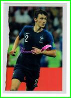 Image Vignette PANINI Football FFF France 2018 Intermarché  N° 29 BENJAMIN PAVARD - Edición Francesa