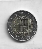 ANDORRA 1 MONEDA DE 2,00€ SIN CIRCULAR DEL AÑO 2020. ., - Andorra
