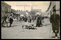 FRANCE - DOMPIERRE-SUR-BESBRE - La Foire. ( Ed. Desvaux - Phot. Marnas M.) Carte Postale - Fiere