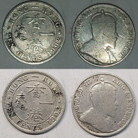 Hong Kong (China) King Edward VII (1901-1910) 10 Cents 1902 - Hong Kong