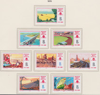 """CHINA 1976, """"""""Mecanisation Of Farms + 4th. Five-Year Plan"""", (T.13 + J.8), Superb Serie Unmounted Mint - Collections, Lots & Series"""