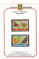 BUTTERFLIES - Tuvalu