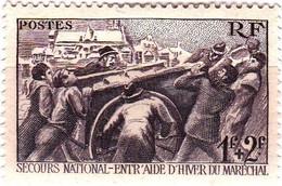 France 1941 T U C YT 497 Neuf Stc - Ungebraucht