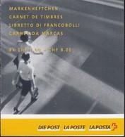 SCHWEIZ Markenheftchen 0-140,  Postfrisch **, 2005, Fürs Briefeschreiben - Blocchi