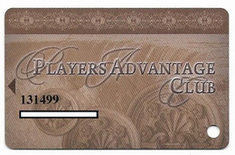 Fallsview Casino Resort, Ontario, Canada., Used Slot Or Player's Card, # Fallsview-4 - Casino Cards