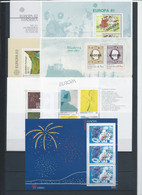 PORTUGAL (MADEIRA) LOT OF 7 DIFF S/S - BLOCK - MNH - Unclassified