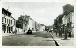 CHAVILLE  HAUTS DE SEINE  Grand Rue  Enseignes Publicitaires  Station-essence - Chaville