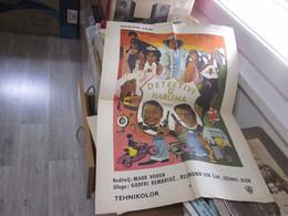 Detektiv Iz Harlema Come Back Charleston Blue  Godfri Kembridz  Rejmond Sen Zak Dzonel Alen Tehnikolor W B  50x70 Cm - Posters