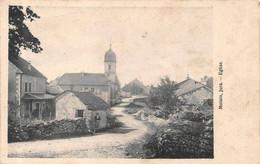 Molain église Canton Poligny éd Ledun Dole - Altri Comuni