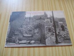 CPA Baccarat (54) Bombardée Par Les Allemands - Vue Intérieure. - Baccarat