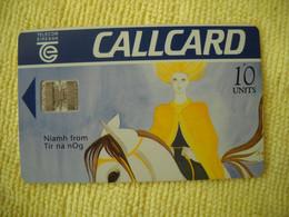 7316 Télécarte Collection Irlande       NIAMH FROM TIR NA NOG  ( Recto Verso) Cheval  Carte Téléphonique - Ireland