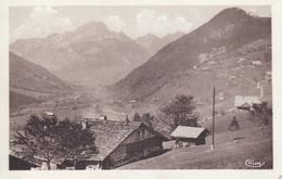 CHÂTEL (Haute Savoie): La Vallée D'Abondance Et Le Mont Chauffé - Châtel