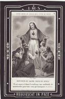 """Gand  - """" Marie De Lichtervelde - Douarière Du Baron Théodore De Pelichy  -  """" 1800 - 1873 - Image Mortuaire !!!! - Devotion Images"""