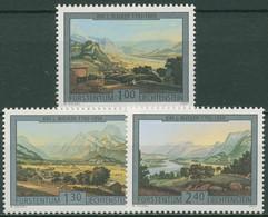 Liechtenstein 2007 Gemälde Der Rhein Maler Johann L. Bleuler 1448/50 Postfrisch - Ongebruikt