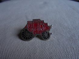 Vintage - PIN'S De Collection Camion De Pompiers Ancien - Pompieri