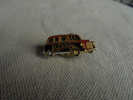 Vintage - PIN'S De Collection Voiture Taxi - Altri