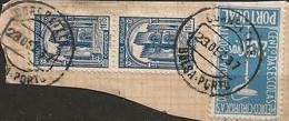 Timbre Portugal Belle Obliteration Bulsa Porto - Used Stamps