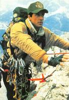 Sylvester Stallone Escalade Alpinisme - Acteurs