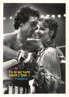 Sylvester Stallone Talia Shire Rocky Boxe - Acteurs