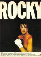 Sylvester Stallone Talia Shire Rocky Boxe Nugeron E 139 - Acteurs