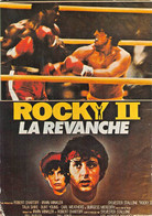 Sylvester Stallone Talia Shire Rocky Boxe Nugeron E 100 - Acteurs
