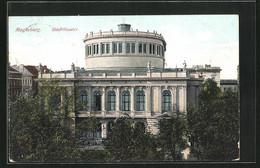 AK Magdeburg, Am Stadttheater - Theater