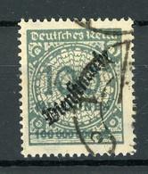 Deutsches Reich MiNr. D 82 Gestempelt Geprüft (V974 - Service