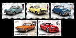 Australia 2021 Mih. 5267/71 Holden Automobiles MNH ** - Ongebruikt