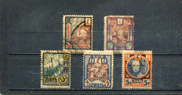 Touva 1927 Yt 15-19 - Tuva