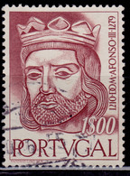 Portugal, 1955, First Dynasty - Alfonso III, 1e, SW#828, Used - Used Stamps