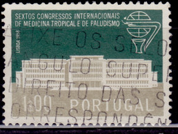 Portugal, 1958, Congress For Tropical Medicine, 1e, Sc#836, Used - Used Stamps