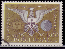 Portugal, 1959, Aviero 1000th Anniversary, 1e, Sc#844, Used - Used Stamps