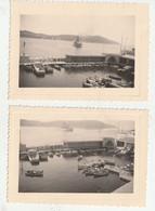 Villefranche - 2 Photos Format 7 X 10 Cm - Lieux