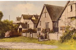 Seltene ALTE AK   ANDERBY CREEK / Lincolnshire  - The Dell  - 1935 Ca. Gedruckt - Altri