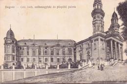 Schöne Alte   AK  USCHGOROD - Ungvar / Ukraine  - Teilansicht  - 1933 Gelaufen - Ucraina