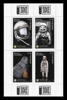 Cook Islands 2021 Mih. 2373/76 Mercury-Atlas 6 Space Flight MNH ** - Cookinseln