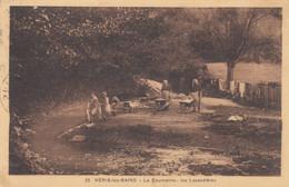 Méris-les-Bains. Le Cournoron. Les Lavandières - Neris Les Bains