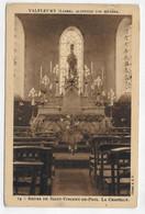 (RECTO / VERSO) VALFLEURY - N° 14 - SOEURS SAINT VINCENT DE PAUL - LA CHAPELLE - CPA - Otros Municipios